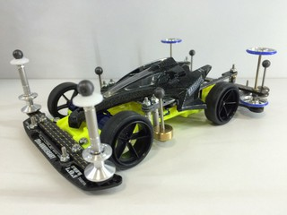 VS 2号車 アバンテMk.Ⅲ アズール